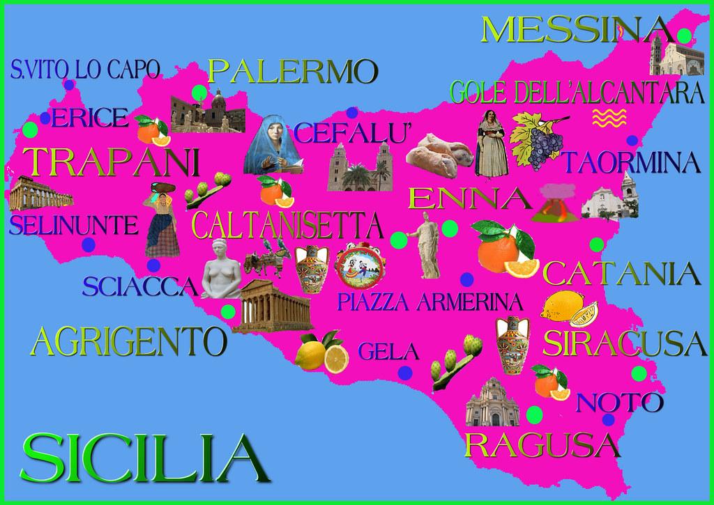 Cartina Sicilia Selinunte.Tour Della Sicilia A Pasqua Dal 8 Al 14 Aprile 2020 Viaggi Di Gruppo Organizzati